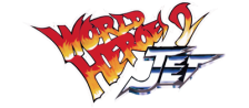 World Heroes 2 Jet logo