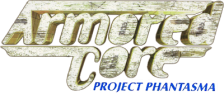 Armored Core - Project Phantasma logo