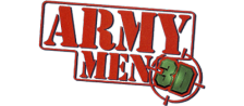 Army Men 3D logo