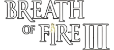 Breath of Fire III logo