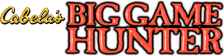 Cabela's Big Game Hunter - Ultimate Challenge logo
