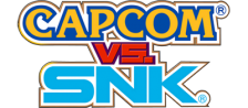 Capcom vs. SNK Pro - Millenium Fight 2000 logo