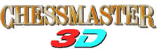 Chessmaster 3-D, The logo