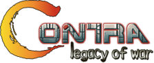 Contra - Legacy of War logo