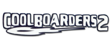 Cool Boarders 2 logo