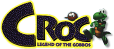 Croc - Legend of the Gobbos logo
