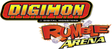 Digimon Rumble Arena logo