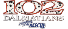 102 Dalmatians - Puppies to the Rescue logo