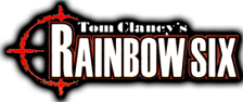 Tom Clancy's Rainbow Six logo