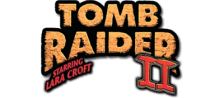 Tomb Raider II - Starring Lara Croft logo