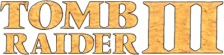 Tomb Raider III - Adventures of Lara Croft logo