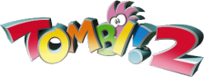 Tomba ! 2 - The Evil Swine Return logo