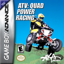 ATV - Quad Power Racing Nintendo Game Boy Advance cover artwork