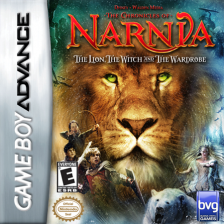 Chronicles of Narnia, The - The Lion, the Witch and the Wardrobe Nintendo Game Boy Advance cover artwork
