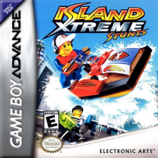 LEGO Island - Xtreme Stunts Nintendo Game Boy Advance cover artwork