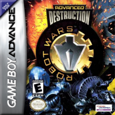 Robot Wars - Advanced Destruction Nintendo Game Boy Advance cover artwork