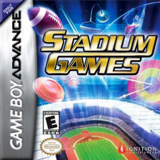 Stadium Games Nintendo Game Boy Advance cover artwork
