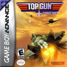 Top Gun - Combat Zones Nintendo Game Boy Advance cover artwork