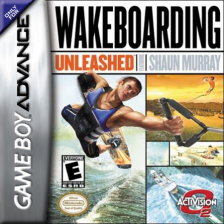 Wakeboarding Unleashed featuring Shaun Murray Nintendo Game Boy Advance cover artwork