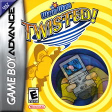 WarioWare - Twisted! Nintendo Game Boy Advance cover artwork