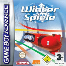 Winter Sports Nintendo Game Boy Advance cover artwork