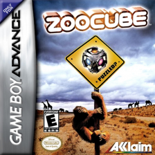 ZooCube Nintendo Game Boy Advance cover artwork