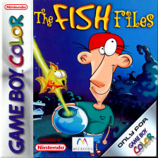 Fish Files, The Nintendo Game Boy Color cover artwork