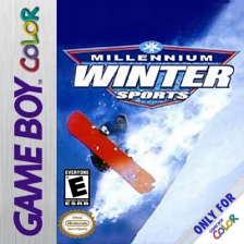 Millennium Winter Sports Nintendo Game Boy Color cover artwork