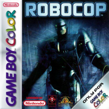 RoboCop Nintendo Game Boy Color cover artwork