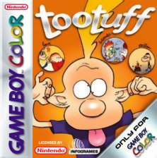 Tootuff Nintendo Game Boy Color cover artwork