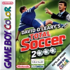 Total Soccer 2000 Nintendo Game Boy Color cover artwork