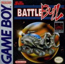 Battle Bull Nintendo Game Boy cover artwork