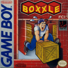 Boxxle Nintendo Game Boy cover artwork