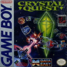 Crystal Quest Nintendo Game Boy cover artwork