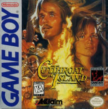 CutThroat Island Nintendo Game Boy cover artwork