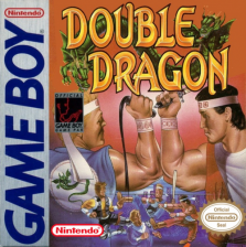 Double Dragon Nintendo Game Boy cover artwork