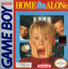 Home Alone Nintendo Game Boy cover artwork