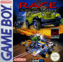 Race Days Nintendo Game Boy cover artwork