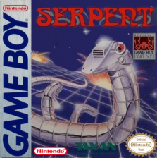 Serpent Nintendo Game Boy cover artwork