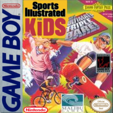 Sports Illustrated for Kids - The Ultimate Triple Dare! Nintendo Game Boy cover artwork