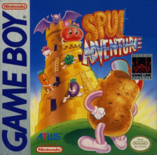 Spud's Adventure Nintendo Game Boy cover artwork