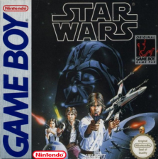 Star Wars Nintendo Game Boy cover artwork