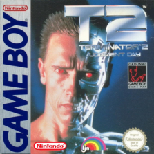 Terminator 2 - Judgment Day Nintendo Game Boy cover artwork