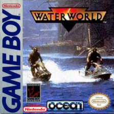 Water World Nintendo Game Boy cover artwork