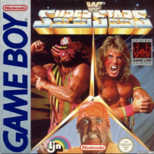 WWF Superstars Nintendo Game Boy cover artwork