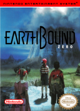 EarthBound Zero - Mother 1 Nintendo NES cover artwork