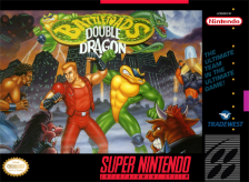 Battletoads & Double Dragon - The Ultimate Team Nintendo Super NES cover artwork