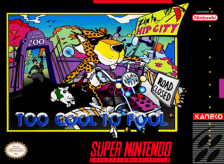 Chester Cheetah - Too Cool to Fool Nintendo Super NES cover artwork