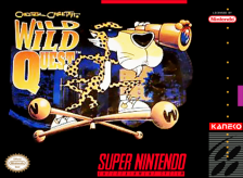 Chester Cheetah - Wild Wild Quest Nintendo Super NES cover artwork