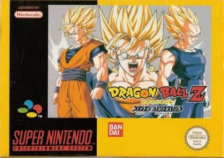 Dragon Ball Z - Hyper Dimension Nintendo Super NES cover artwork